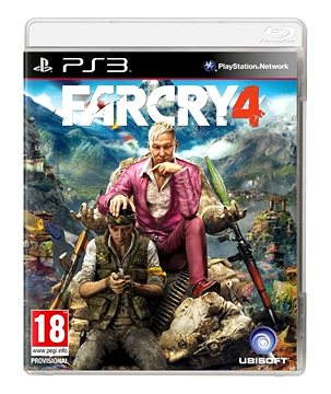 PS3 - Far Cry 4 GB