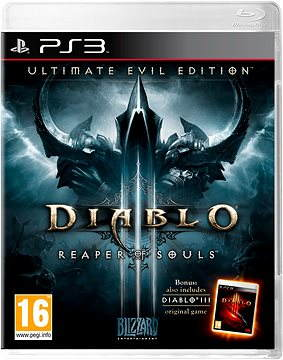 Diablo III: Ultimate Evil Edition - PS3
