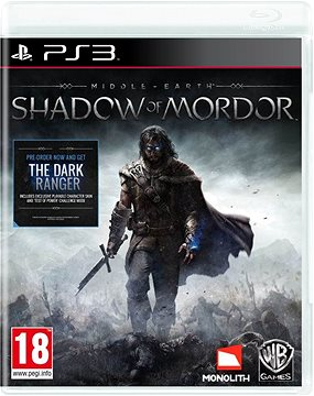 PS3 - Middle Earth: Shadow Of Mordor