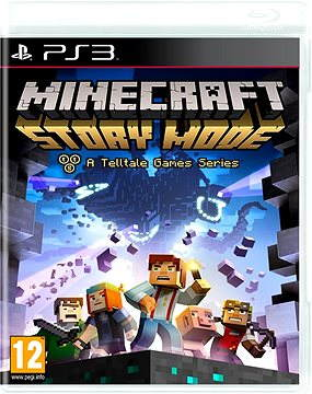 PS3 - Minecraft: Story-Modus