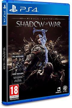 Mittelerde: Shadow of War - PS4