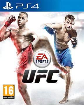 PS4 - EA SPORTS UFC