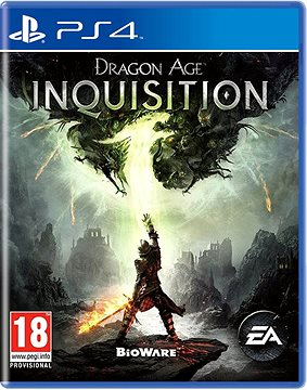 PS4 - Dragon Age 3: Inquisition