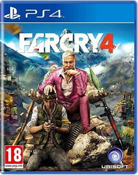 Far Cry 4 CZ - PS4