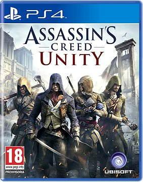 PS4 - Assassin's Creed: Unity CZ