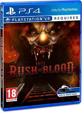 PS4 - bis zum Morgengrauen: Blutandrang