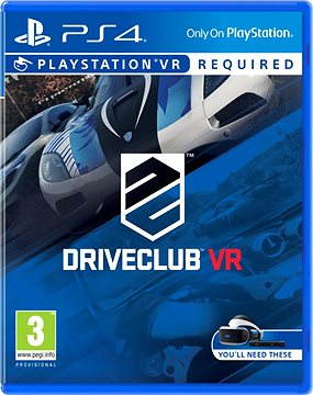 Driveclub VR - PS4 VR