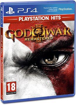 PS4 - God of War III Remaster Anniversary Edition