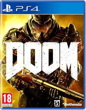 DOOM D1 Edition - PS4