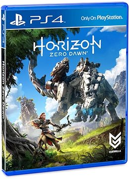 PS4 - Horizon: Null Morgenröte