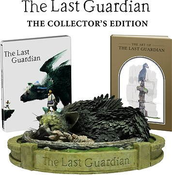 The Last Guardian Collectors Edition - PS4