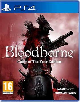 Bloodborne GOTY edition - PS4