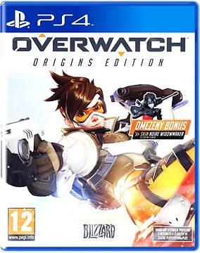 PS4 - Overwatch: Origins Edition