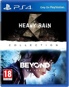 PS4 - Starker Regen & Beyond Two Souls GB Collection