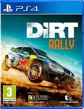 PS4 - Dirt Rally