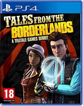PS4 - Tales from the Borderlands: A Telltale Games Series