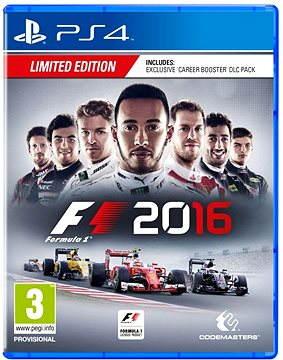 PS4 - F1 2016