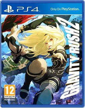 PS4 - Gravity Rush 2