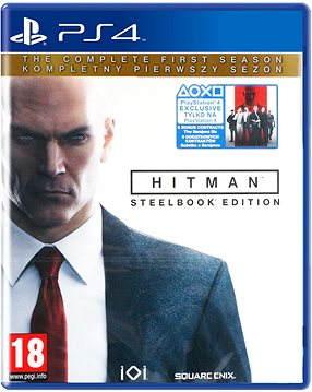 PS4 - HITMAN