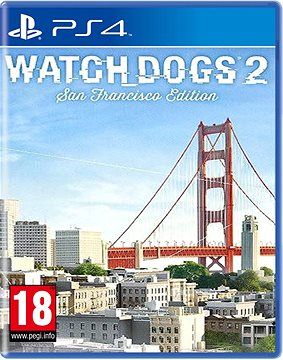 Watch Dogs 2 San Francisco Edition CZ - PS4