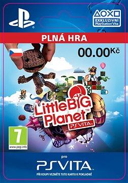 LittleBigPlanet PlayStation Vita Marvel Super Hero Edition - PS Vita CZ Digital