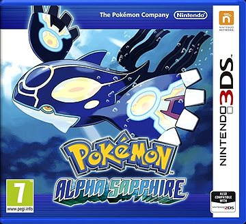 Pokemon Alpha Saphir - Nintendo 3DS