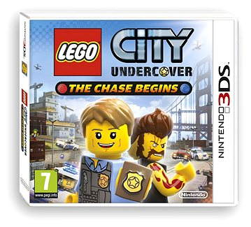 LEGO City Undercover: The Verfolgung Begins - Nintendo 3DS