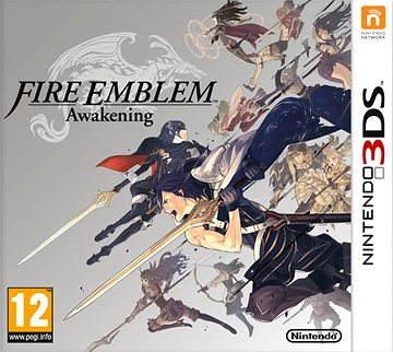 Nintendo 3DS - Fire Emblem: Awakening