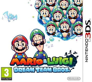 Mario & Luigi: Dream-Team Bros. - Nintendo 3DS