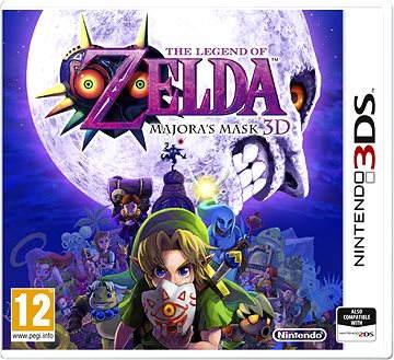 Nintendo 3DS - The Legend of Zelda: Majora's Mask