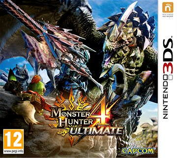 Nintendo 3DS - Monster Hunter 4 Ultimative