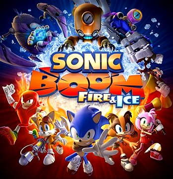 Nintendo 3DS - Sonic Boom: Fire & Ice