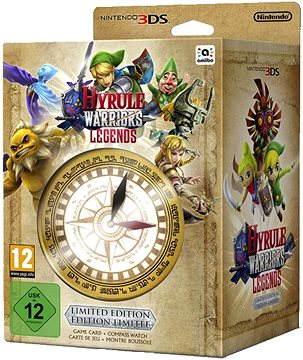 Hyrule Warriors: Legends Limited Edition - Nintendo 3DS