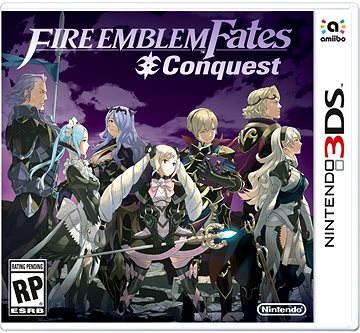 Nintendo 3DS - Fire Emblem Fates: Conquest