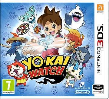 Nintendo 3DS -YO-KAI WATCH - Nintendo 3DS