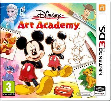 Nintendo 3DS - Disney Art Academy