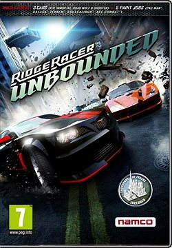 Ridge Racer Unbounded Full Pack