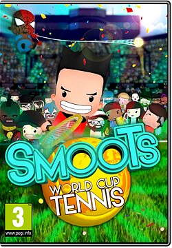 Smoots World Cup Tennis (PC/MAC) DIGITAL