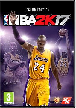 NBA 2K17 Legend Edition + BONUS DIGITAL