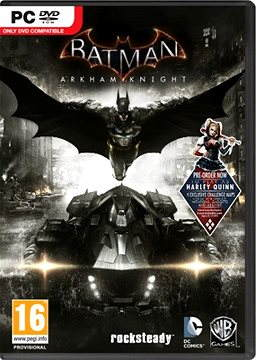 Batman: Arkham Knight Premium Edition (PC) DIGITAL