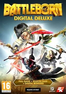 Battleborn Digital Deluxe (PC) DIGITAL