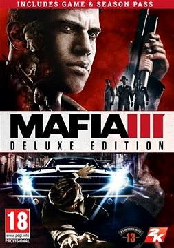 Mafia III Digital Deluxe (PC) DIGITAL