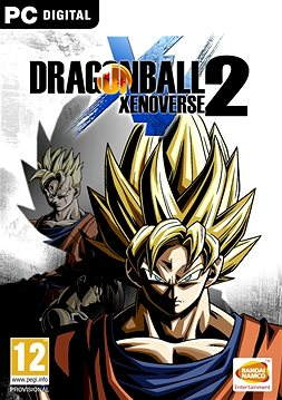 DRAGON BALL XENOVERSE 2 (PC) DIGITAL