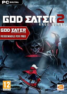 GOD EATER 2 Rage Burst (PC) DIGITAL