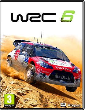 WRC 6 (PC) DIGITAL + DLC