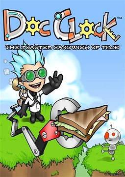Doc Clock: Toasted Sandwich (PC) DIGITAL