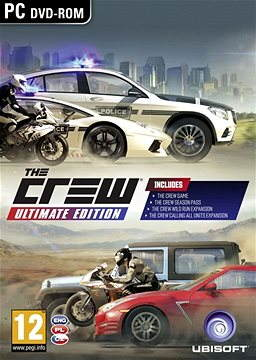 The Crew Ultimate Edition (PC) DIGITAL