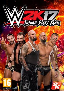 WWE 2K17 - Future Stars Pack (PC) DIGITAL