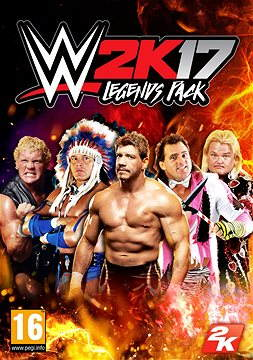 WWE 2K17 - Legends Pack (PC) DIGITAL