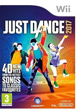 Just Dance 2017 Unlimited - Nintendo Wii